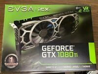 ORIGINAL BOX for EVGA Nvidia GTX 1080 Ti SC2 Superclocked w/ Foam