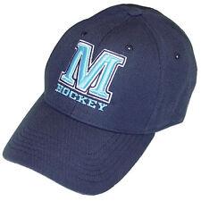 Maine Black Bears Top of the World Hockey East Blue Adjustable Cap