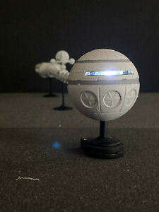 LED LIGHTING KIT ONLY for Discovery XD-1 Moebius 1/350 Kit 2001 A Space Odyssey