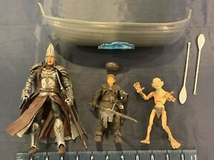 Use Lot Lord Of The Ring Action Figures Sam Gollum