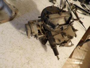 Autolite 2100 1.23 2-Barrel Carburetor C8AF-BA 1968 Ford 390 Galaxie Fairlane