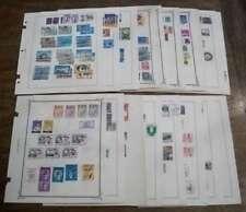A1186: United Arab Emirates Stamp Lot; CV $1425
