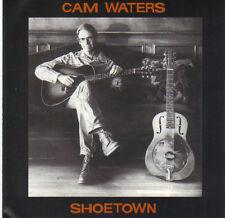 """Cam Waters music CD """"Shoetown"""""""