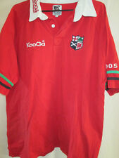 Rugby 2005 Kooga British Lions Rugby Shirt Adulto Grande (32293)