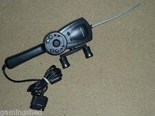 Playstation 2 PS2 Controlador de caña de pescar en negro palanca de control de Pez Juego Almohadilla
