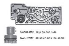 Ford E4OD Transmission Solenoid Block 1995-97 F5TZ-7G391A / F81Z-7G391BA (99013)