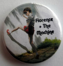 Florence  +/And/& The Machine 25mm Pin Badge FLO12