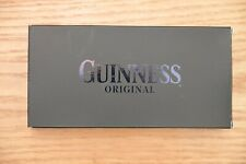 More details for guinness original inoxcrom fountain pen and pencil set in presentation box
