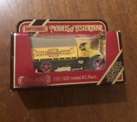 Matchbox Models Of Yesteryear Y-30 1920 AC Mack Truck - Boxed