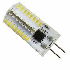 10X G4 Bi-Pin Dimmable Light bulb 64-3014 SMD LED 110V220V Lamp Silicone Crystal