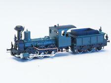 Brass Railex Z-scale Tristan Klasse C II Royal Bavarian RR Green / black livery