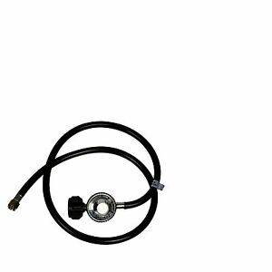 4 Ft Hose Low Pressure Propane Regulator LP Bbq Gas Grill Replacement Part