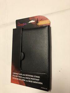 Rocketfish RF-PDMWAX13-BK Canvas Case for Apple iPad Mini new⚡️