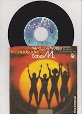 Boney M.  - we kill the world  +  Boonoonoonoos