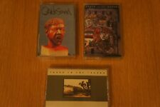 REVELATION RECORDS TAPE LOT- QUICKSAND, TEXAS IS THE REASON, STATE OF THE NATION