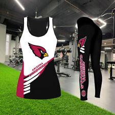 Arizona Cardinals Combo Tank Top + Legging