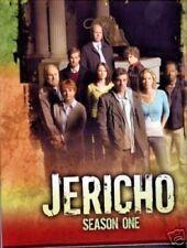 Jericho Season One TC Album MINT Inkworks