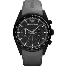 Emporio Armani Sportivo Quartz Black Dial Men's Watch AR5978