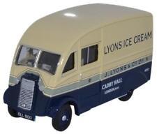 OXFORD DIECAST 76CM009 1:76 OO SCALE Commer Q25 Lyons Ice Cream