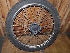 Vorderrad / front wheel / Suzuki DR 125 SE-SF44A