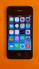 ⭐️⭐️⭐️⭐️⭐️ Apple Iphone 4 16GB Black Clean IMEI Unknown Carrier **AS IS**