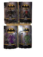 DC Comics Mattel Batman Missions Stealth Glider, Robin, The Joker, & The Riddler