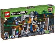 Lego Minecraft Aventura In Den Rocas (21147)