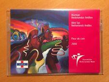 Nederlandse Antillen FDC set  2000