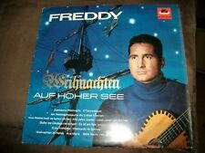 Freddy* - Weihnachten Auf Hoher See (LP, Album,  Vinyl Schallplatte -