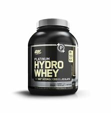 Optimum Nutrition Platinum Hydrowhey Protein Powder, 100% Hydrolyzed Whey Pro...