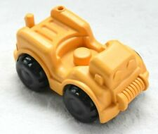 Fisher Price Little People SAFARI JEEP 1997 Zoo Rare