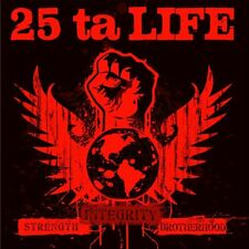 25 Ta Life - Strength, Integrity, Brotherhood CD NYHC MADBALL COMIN CORRECT