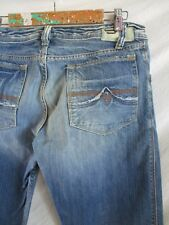 Diesel Zaf wash 008BC authentic distressed regular boot bootcut jeans 32 34