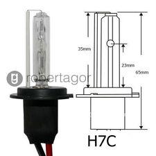 COPPIA LAMPADE XENON XENO HID RICAMBIO KIT H7 C H7C CORTE 6000K AUTO SUV SC0
