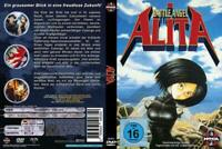 Battle Angel Alita Manga -  DVD - Language German - English - Japanese ANIME