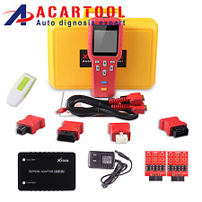 DHL Ship Xtool X100 PRO Auto X100+ Key Programmer ECU with Adapter EEPROM Tool