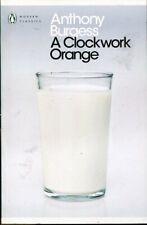 Anthony Burgess A Clockwork Orange paperback New Penguin Classics