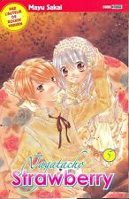 NAGATACHO STRAWBERRY tome 5 Mayu Sakai manga en français SHOJO