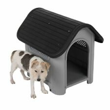 Medium Small Plastic Dog Kennel Outdoor Plastic Dog House