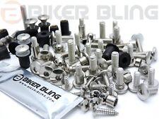Honda CBR600F F3 1995-1998 stainless steel fairing shouldered bolts & screws kit