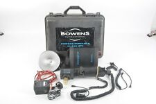 Bowens Pioneer S1 (Si) Portatile Ricaricabile Flash Kit