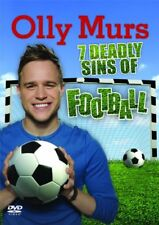 Olly Murs 7 Deadly Sins Of Football Gaffs Blunders Mistakes! Funny! Fun Gift DVD