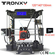Tronxy 3D Printer 120*140*130mm High Precision Reprap Prusa i3 3D Printer Kit DI