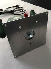 Mounting Plate Steel Milling Table for Bosch POF 1400 Ace 1200 AE Router