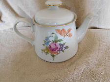 Vintage J.L.MENAU Teapot made in German Democratic Republic ~FREE SHIP~