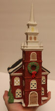 Dept. 56 Heritage Village Collection New England Village Series Old North Church