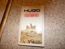 1979.Chatiments.Victor Hugo.Envoi de Jacques Seebacher