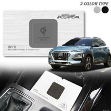Non Slip Wireless Battery Charger Plate Console Pad for HYUNDAI 2018 Kona