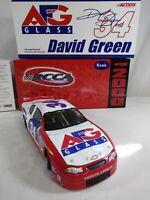 RCCA 1:24 David Green AFG Glass 2000 Monte Carlo Bank 1 OF 1,008