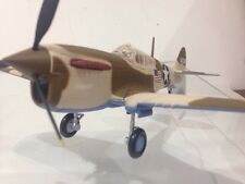 "P-40F Warhawk ""Damit"" Lt Bill Day 1:48 Armour"